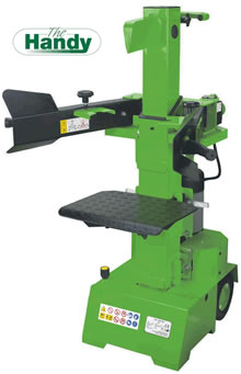 Image of The Handy Electric 7 Ton Log Splitter