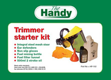 Image of The Handy Trimmer Starter Kit