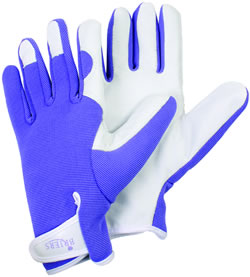 Briers lady gardener gloves lavender for Gardening 4 less reviews