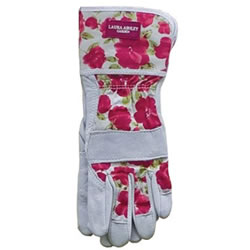 Small Image of Laura Ashley Gardening Gloves - Gardeners Cool Rigger Glove Cressida