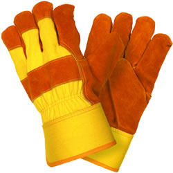 Image of Briers Mens Gardening Gloves Thermal Rigger