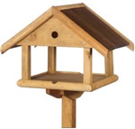 Gardman Premium Self Assembly Bird Table