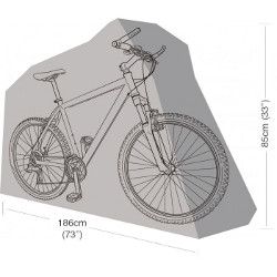 Image of Bicycle Cover - Garland W0702