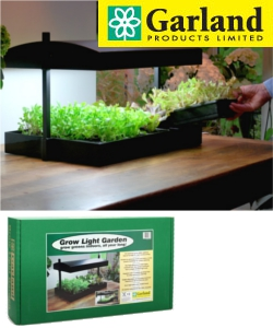 Garland grow light garden g139 garden4less uk for Gardening 4 less reviews
