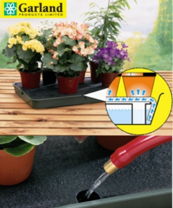 Image of Garland Self Watering Plant Tray