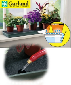 Image of Garland Self Watering Windowsill Plant Tray