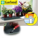 Small Image of Garland Self Watering Windowsill Plant Tray