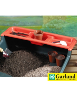 Image of Garland Tidy Tray Shelf - Red