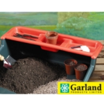 Small Image of Garland Tidy Tray Shelf - Red