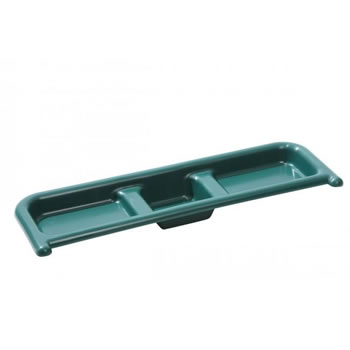 Image of Garland Tidy Tray Shelf - Green