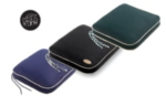 Small Image of Glencrest Bespoke Polyester Collection Seat Pad Cushion - Midnight Blue