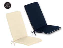 Image of Glencrest CC Collection Seat Pad with Back - Pack of Two