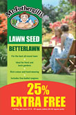 Small Image of Fothergills Lawn Seed - Betterlawn 1500g