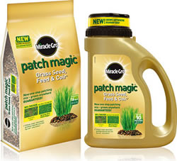 Image of Miracle-Gro Patch Magic Grass Seed
