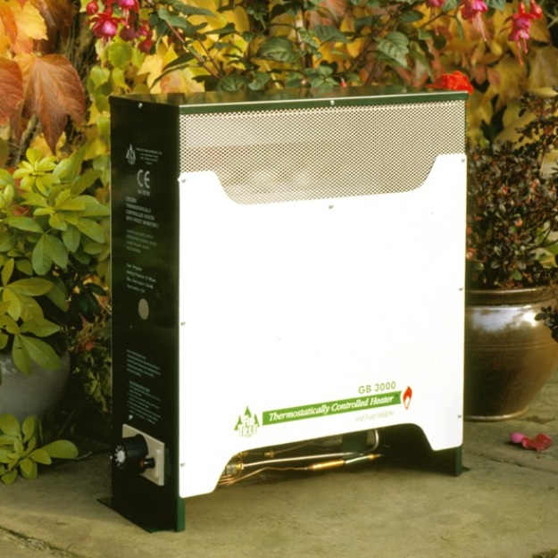 Image of Proheater Deluxe 3kw Natural Gas Greenhouse Heater - 8206699NG