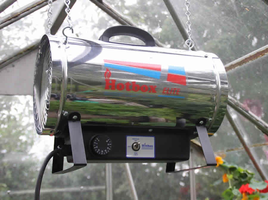 Backyard Greenhouse Heater : this electric greenhouse heater has a 2 7kw heat output which makes it
