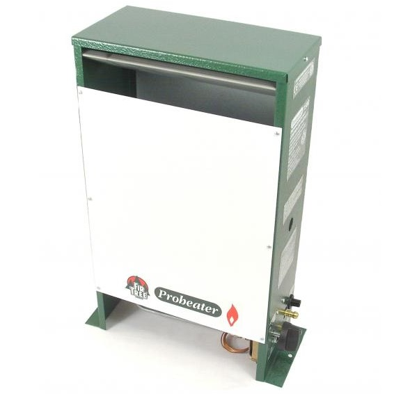 Image of Proheater Deluxe 3kw Propane Greenhouse Heater - 8206699