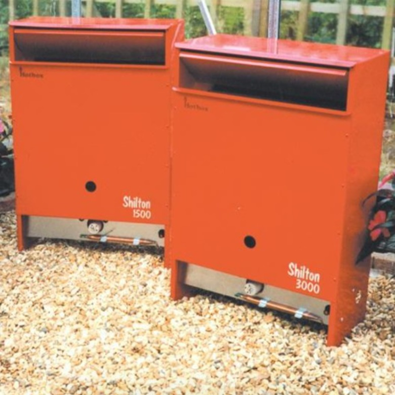 Image of Shilton 1.5kw  Propane Greenhouse Heater - 8209099