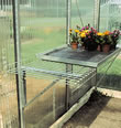 Bio Green Folding Greenhouse Shelf 60x150cm