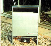 Image of Sahara Silver 2.5kW Natural Gas Heater - 8208799NG