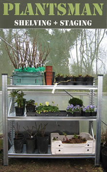 Image of Plantsman Shelving and Staging