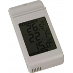 Small Image of Simplicity Digital Max/Min thermometer White