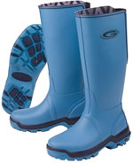 Small Image of Grub Boots Rainline - Blue UK 6
