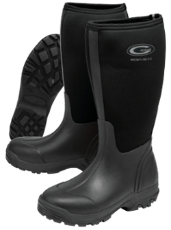 Image of Grub Boot Black Frostline 5.0 - UK Size 4