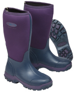 Small Image of Grub Boot Violet Frostline 5.0 - UK Size 5