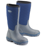 Small Image of Grub Boot Iceline 8.5 - Navy UK Size 4