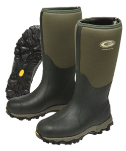 Image of Grub Boot Snowline 8.5 - Moss UK Size 8