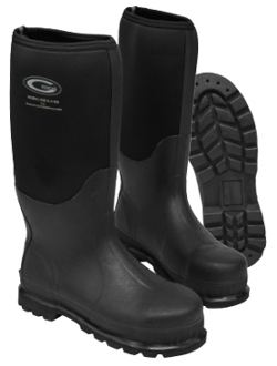Image of Grub Boot Workline 5.0 Safety S5 - Black