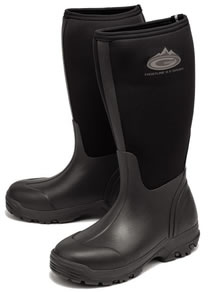 Image of Grub Boot Black Frostline Sport 8.5 - UK Size 5 / Euro 38