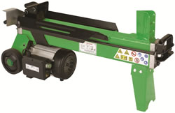 Image of The Handy 6 Ton Electric Log Splitter