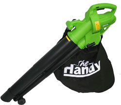 Image of The Handy Leaf Blower - 3000w Variable Speed Blower Vac