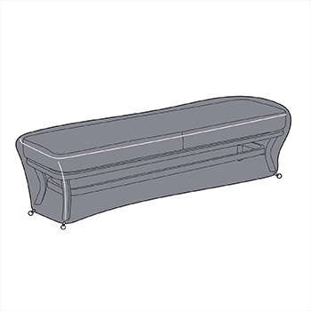 Image of Hartman Dubai 3 Seater Bench Cover