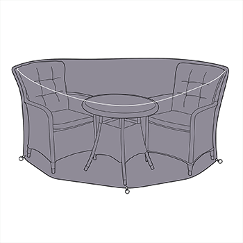 Image of Hartman Heritage Bistro Set Cover