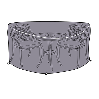 Image of Hartman Berkeley Bistro Set Cover