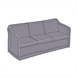 Small Image of Hartman Henley 3 Seat Lounge Sofa Cover