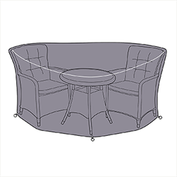 Small Image of Hartman Heritage Bistro Set Cover