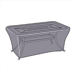 Small Image of Hartman Amalfi Rectangular Coffee Table Cover