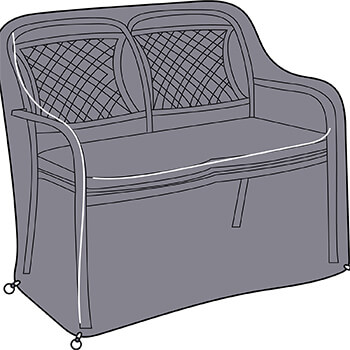 Image of Hartman Berkeley 2 Seat Bench Cover