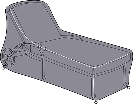 Image of Hartman Amalfi Lounger Cover