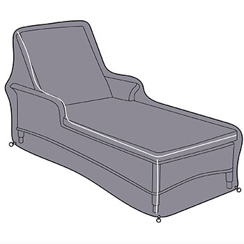 Image of Hartman Heritage Lounger Cover