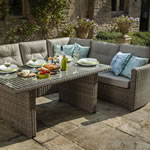 Java Casual Dining Rattan Furniture Set by Hartman