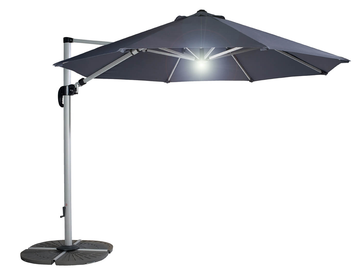Hartman Parasol Solar Line R 300 Polyester.Buy Rotating Cantilever Parasol Shop Every Store On The Internet