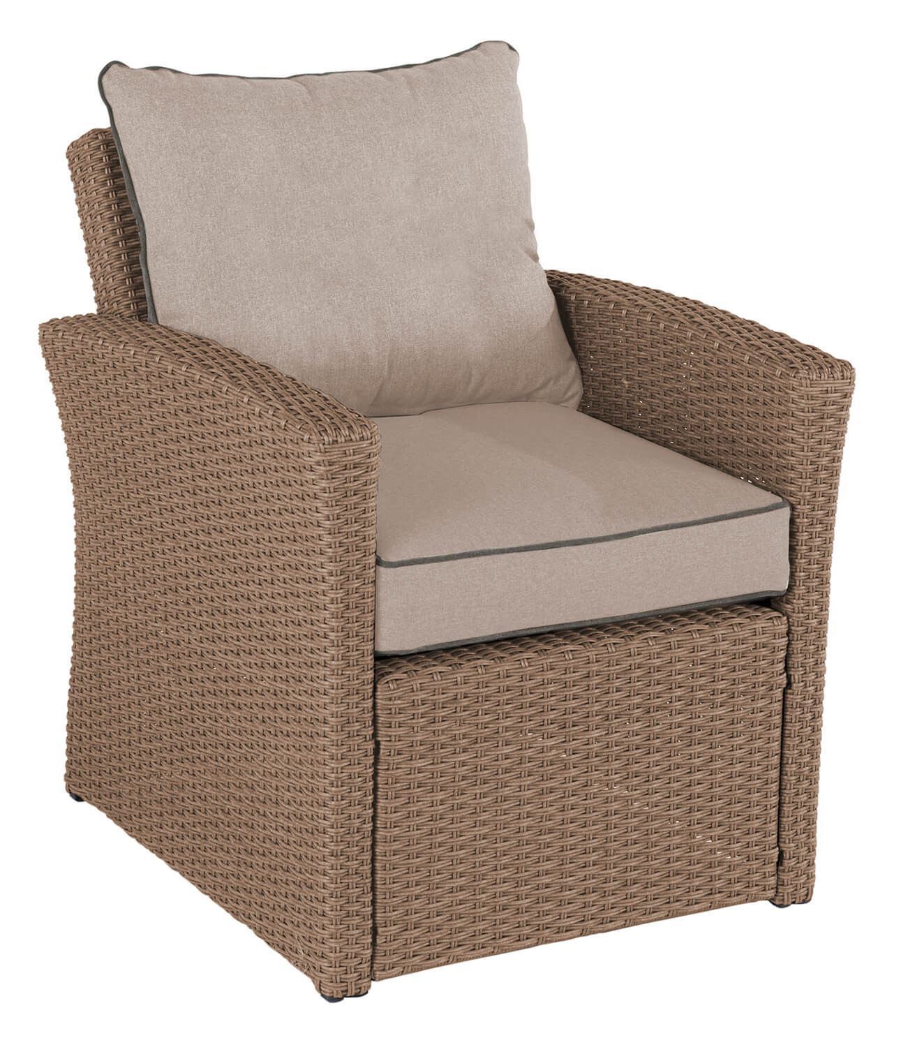 Hartman Madison Essential Flat-pack Casual Armchair In