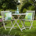 Lovely 2 seater FSC Bistro Furniture Set