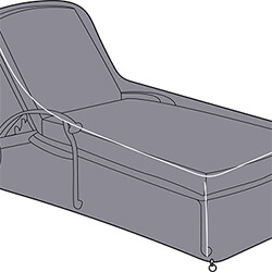 Small Image of Hartman Amalfi Lounger Cover
