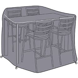 Small Image of Hartman Aurora 4 Seat Bar Set Cover